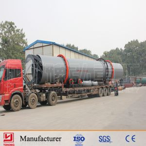 CE, ISO Approved Yuhong Rotary Drum Dryer pictures & photos