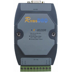 (R-8520) RS-232/RS-485 Converter Module for PLC User