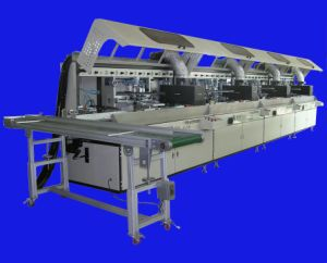 Automatic Flat Container Screen Printer (TWS-275 Series)