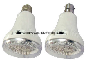 Emergency LED Bulb with Battery Inside