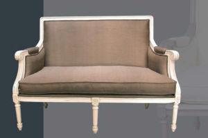 Vintage Style French Living Room Sofa (XDS1210)