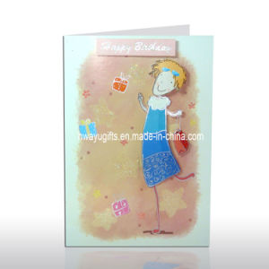 Birthday Greeting Card (HYG-1004)