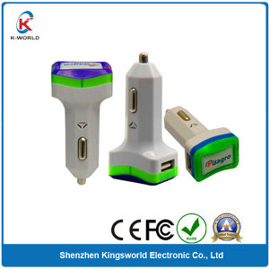2014 Patented Design Mini Car Charger 2.1A (KW-0734)