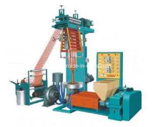 Two Color Film Blowing Machine