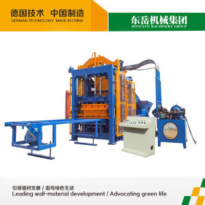 Qt8-15 Hydraulic Concrete Brick Making Machine Manufacturer pictures & photos