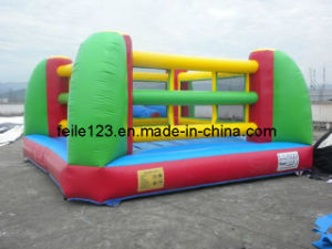2013 Hot Large Inflatable Boxing Ring Boxing Game Arena