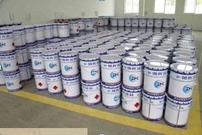 W61-500 Organic High Temperature-Resistant Corrosion Proof Paint