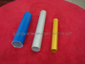 Customized Anodized Aluminum Material Tubing (GYA01) for Solar pictures & photos