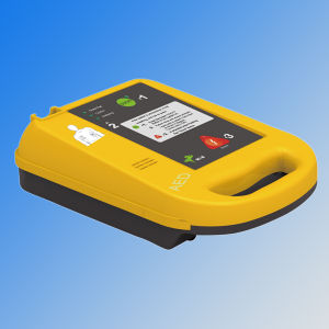 CE Approved Automatic External Defibrillator