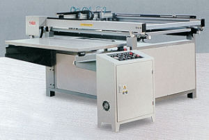 Hy Series Large-Size Semiautomatic Screen Printing Machine pictures & photos
