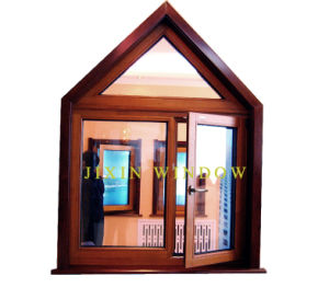 Wood Aluminium Combined Window