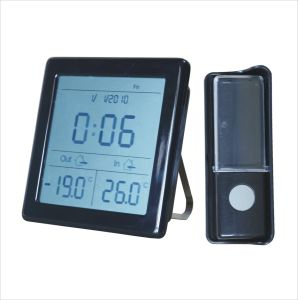 150m Range Wireless Doorbell with Temperature Indicator (CAR-T50)