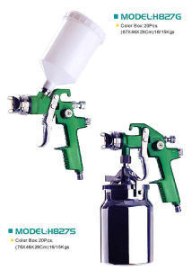 Spray Gun (H827G/H827S) pictures & photos