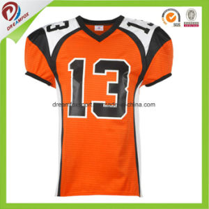 836d56601 China Custom Made Cheap Custom Blank American Football Jersey ...