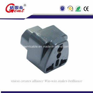Factory Interchangeable Plug Adapter, Au UK Us EU Plug Adapter pictures & photos