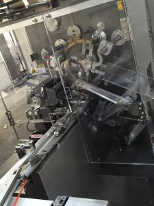 F-Dnz450 Full Automatic Chocolate Single Twist Packing Machine pictures & photos