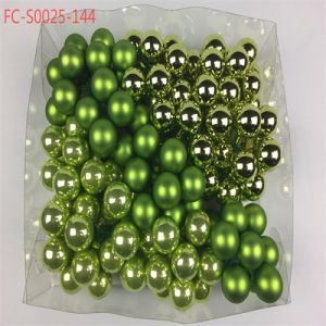 Crown Christmas Ornaments.Fa Crown Diy Glass Stem Ball Baubles 25mm For Christmas Decoration Christmas Ornaments