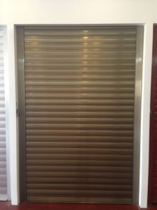 Aluminium Powder Coated Roller Shutter Doors pictures & photos