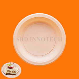 6 Inches FDA Certificated Disposable Biodegradable Cornstarch Tableware Dishes Plates  sc 1 st  Made-in-China.com & China 6 Inches FDA Certificated Disposable Biodegradable Cornstarch ...