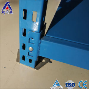 China Factory Adjustable Rail Shelving System pictures & photos