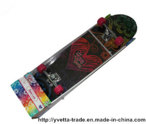 31 Inch Wood Skateboard with Common Specification (YV-3108)