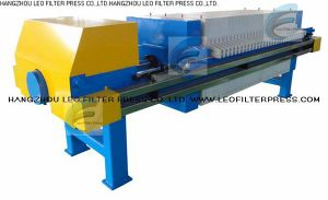 Leo Filter Press Industrial Membrane Chamber Filter Press pictures & photos