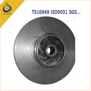 Cast Iron Casting Water Pump Impeller pictures & photos