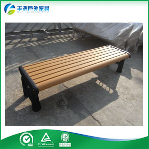 Strange Hdpe Outdoor Backless Bench Cast Aluminum Garden Furniture China Fy 111X Beatyapartments Chair Design Images Beatyapartmentscom