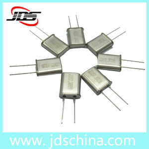 Passive DIP Low Frequency Hc-49u Quartz Crystal Oscillator (SGS Approved)