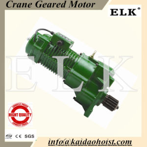 Elk Crane Motor with Buffer Double Speed pictures & photos