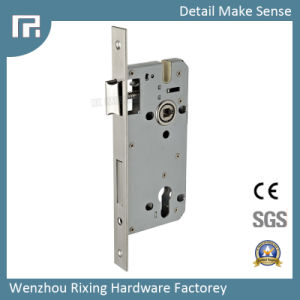 Stainless Steel Fire Resistant Mortise Door Lock Body (153-50)