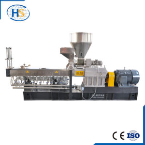 Nanjing Haisi PP/PE Masterbatch Plastic Granulator Machine with Factory Price