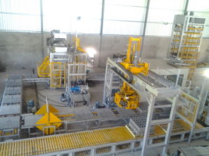 Fully Automatic Block Production Line-Qunfeng Machinery pictures & photos
