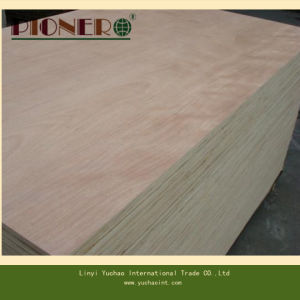 AAA Grade Natural Walnut Veneered Fancy Plywood for Furniture pictures & photos