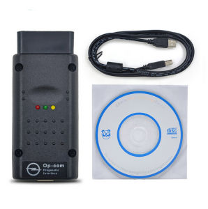 Op-COM Diagnostic Scanner Can OBD2 for Opel V1.59 Pic18f458 Chip