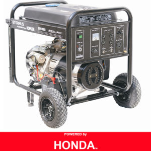 Competitive Italy Design Gasoline Generator (BK6500) pictures & photos