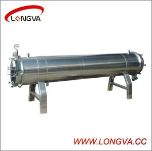 Stainless Steel Pipe Sterilizer for Wine pictures & photos