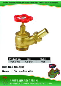 "Pressure Reduce Angle Hydrant Valve: 1-1/2""Bsp=D25 pictures & photos"