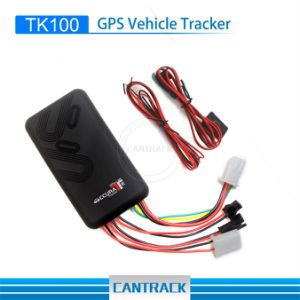 China Tk100 Micro Gps Tracking Device With Acc Anti Theft Sos Remote