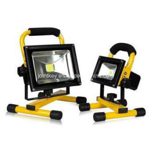 LED Re -Chargeable Floodlight Jkrcfl00d10