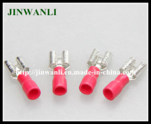 FDD Series Female Per-Insulating Terminal for Cable Wire Joint pictures & photos