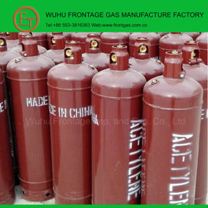 Competitive Price Gas Cylinder Industrial Acetylene pictures & photos