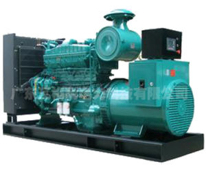 50/60Hz Wagna 600KW Diesel Genset with Cummins Engine.