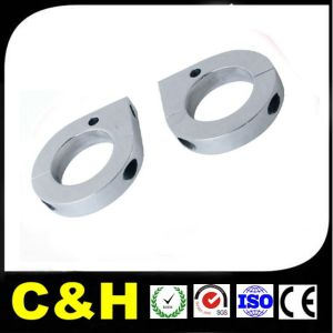 Semi Clamp Aluminum CNC Machining