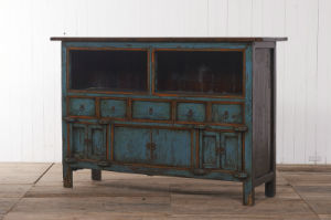 Never Tireless Cabinet Antique Furniture with Drawers