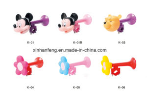 Bicycle Rubber& Plastic Flower Horn (HEL-235) pictures & photos
