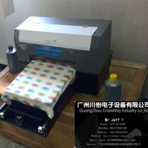Direct T Shirt Garment Printing Machine with 600mm Size