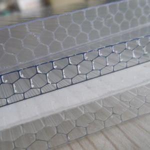 Lexan Virgin Materials Polycarbonate Honeycomb Panels Greenhouse Materials