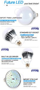 Hot-Selling High Power LED Light/LED Bulb/LED Diode