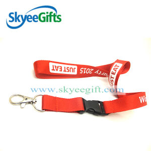 2016 Flashing Lanyard with Custom Design pictures & photos